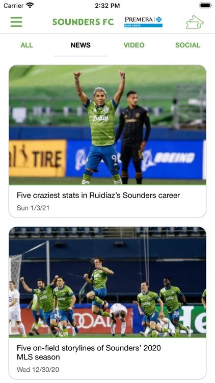 Seattle Sounders FC screenshot-4