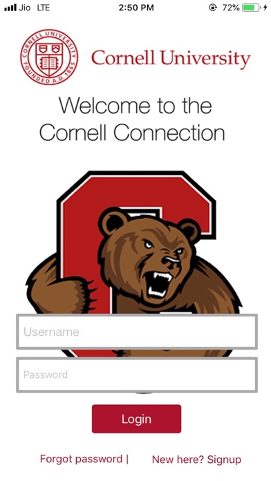 Cornell Connection