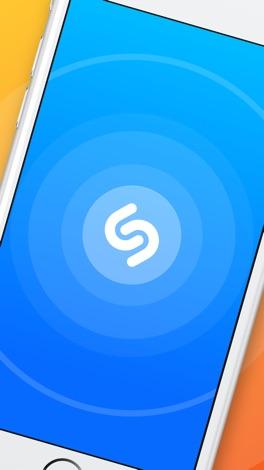Shazam screenshot for iPhone