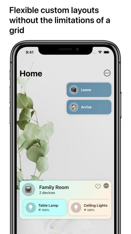 SceneFlow for HomeKit screenshot-4