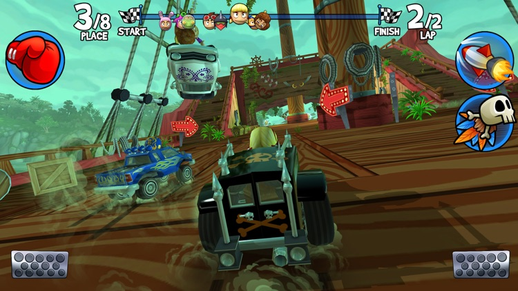 Beach Buggy Racing 2 screenshot-3
