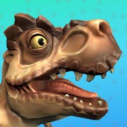 VR Jurassic Dino Park World