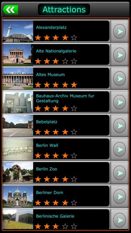 Berlin Offline Travel Guide