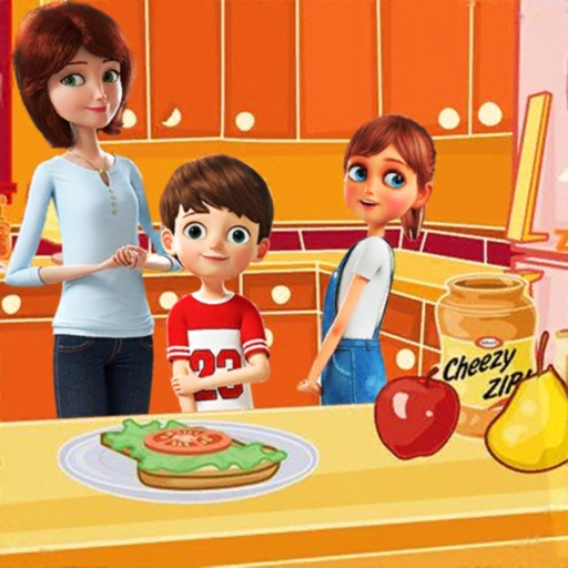 Виртуальная семья: Happy Mom C