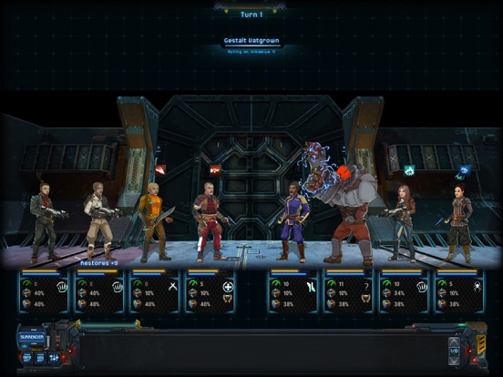 Star Traders: Frontiers для iPad