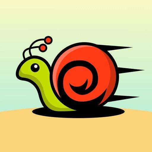 蜗牛快跑-表情包