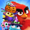 App Icon for Angry Birds Match 3 App in Jordan App Store