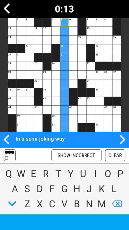 King of Crossword screenshot-4