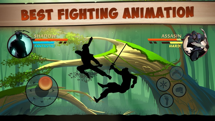 Shadow Fight 2 screenshot-1