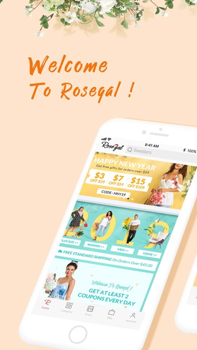 Download Rosegal - Mature clothing for Pc