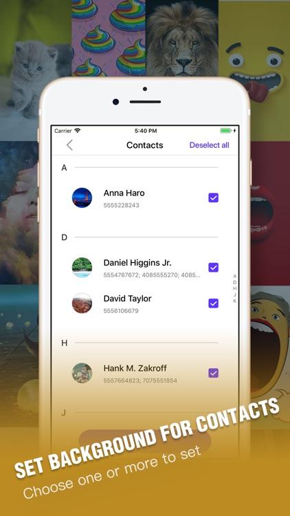 Caller.live — color call app screenshot-4