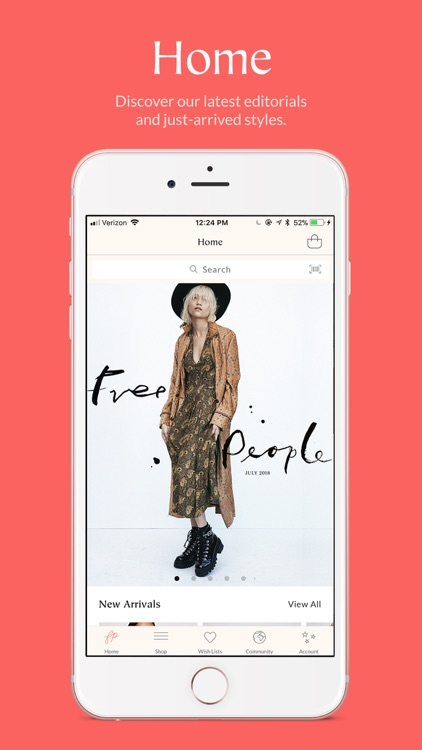 Free People screenshot-1