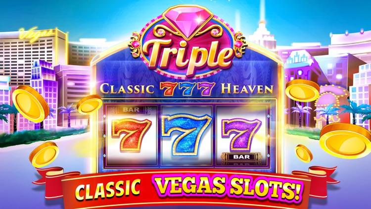777 Classic Las Vegas Slots screenshot-4
