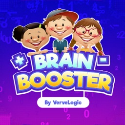 Math Puzzle Game Brain Booster