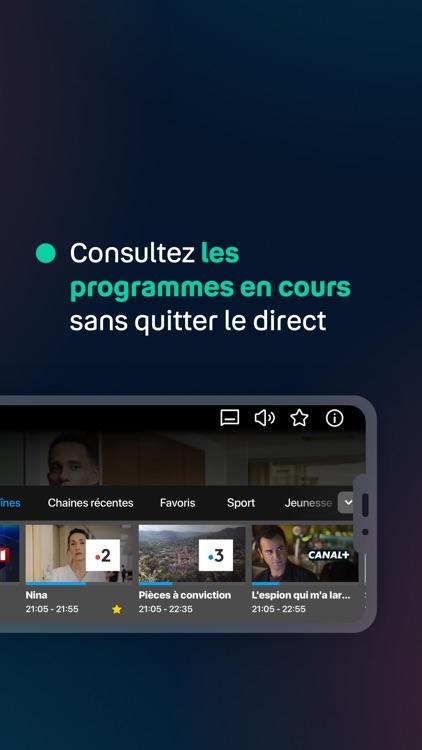 B.tv par Bouygues Telecom screenshot-4
