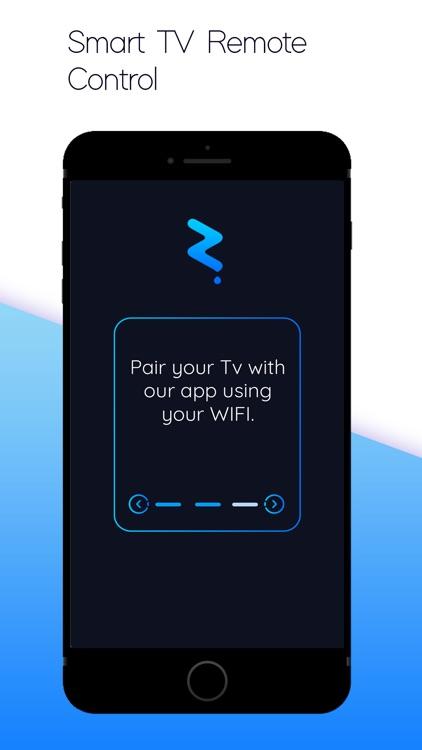 Smart TV Remote Control - WIFI screenshot-5