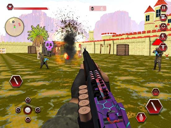Sniper Strike Shooting Battle screenshot 7
