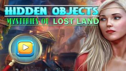 Lost Land Hidden Object Game screenshot 1