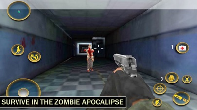Ghosht House: Zombies Target-0