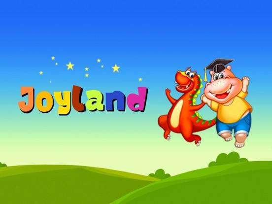 Joyland - Toddler ABC Gamesのおすすめ画像5