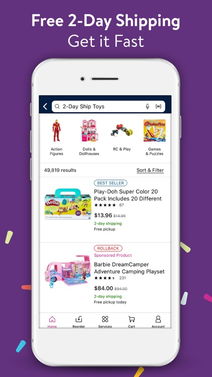 Walmart - Save Time and Money screenshot-3