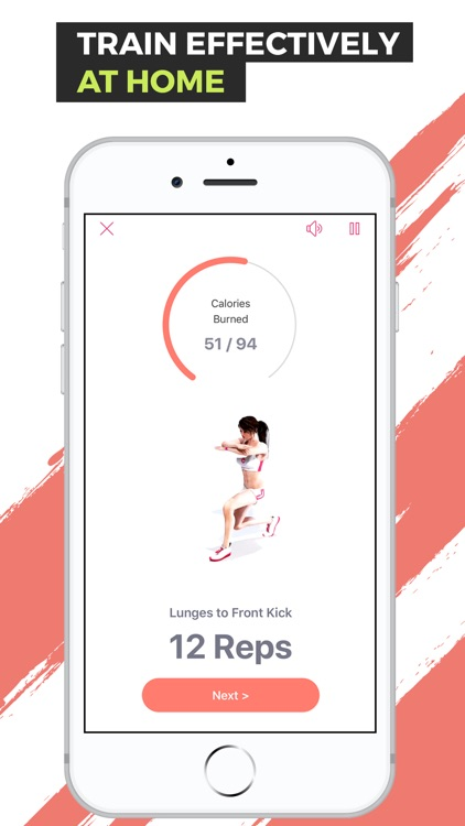 Confident: Weight Loss Workout screenshot-3