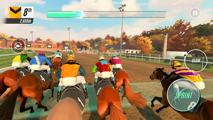Rival Stars Horse Racing screenshot-6
