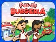 Papa's Burgeria ipad images