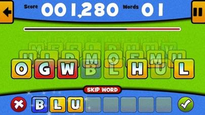 Words Gems Game screenshot three