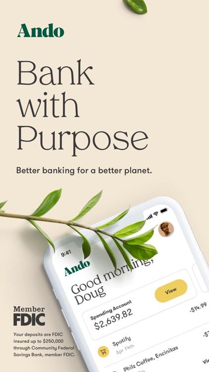 Ando - Mobile Banking