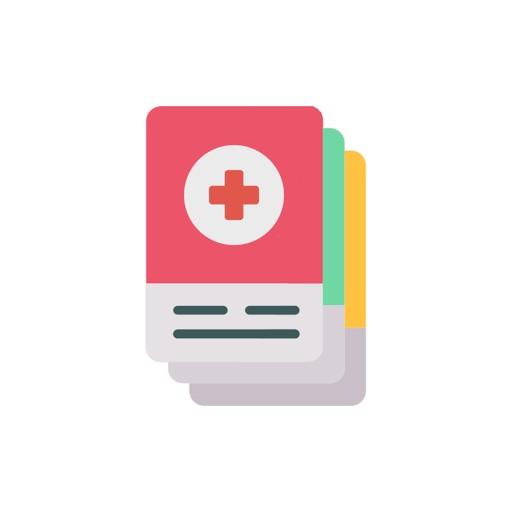 Medical Abbreviation Flashcard