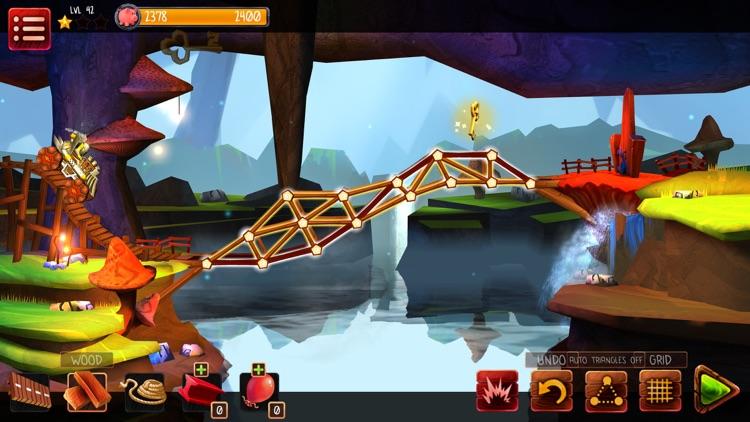 Bridge Builder Adventure screenshot-4