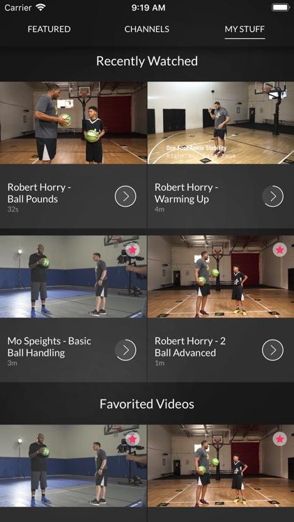 Legends Basketball Academy screenshot-4