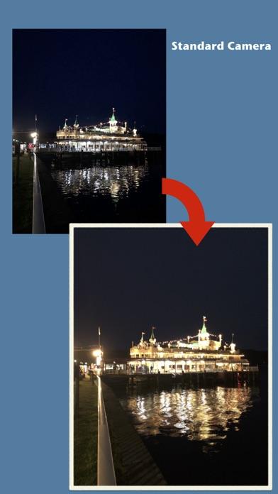 夜景撮りカメラさん screenshot1