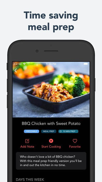 MealPrepPro: Meal prep plannerのおすすめ画像6