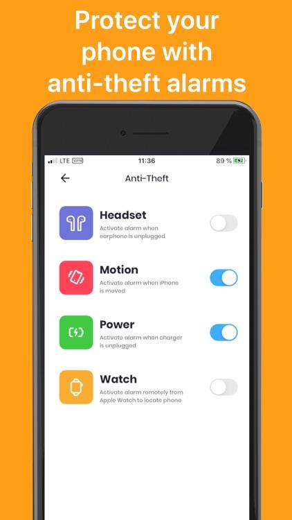 Phone Security VPN App screenshot-4