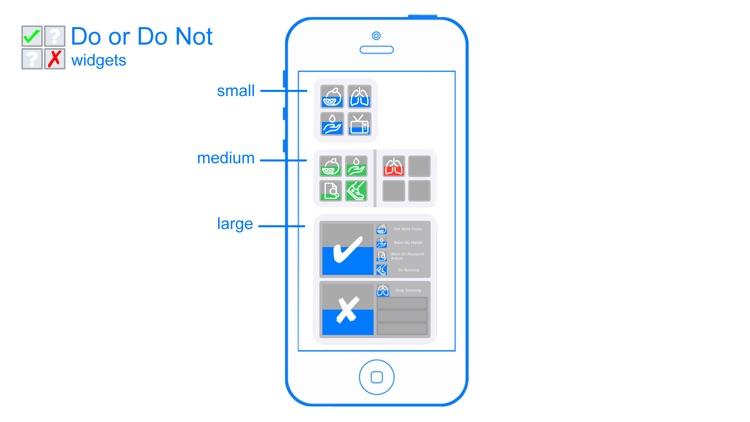 Do or Do Not Activities screenshot-4