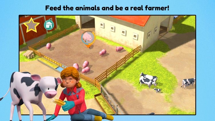 Little Farmers for Kids screenshot-4