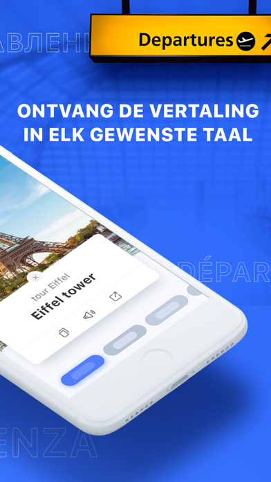 Klik & Vertaal-Triplens iPhone app afbeelding 2