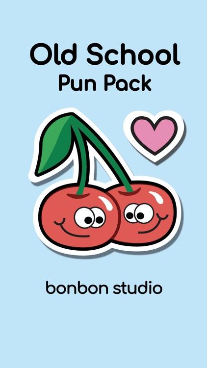 Old School - Cute Pun Pack