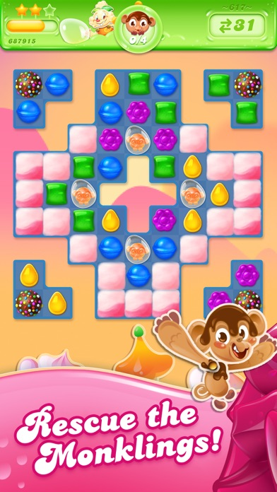 Candy Crush Jelly Saga for windows pc