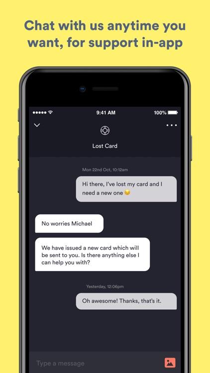 Up — Upgrade your banking screenshot-8