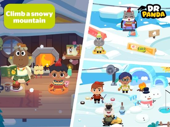 Screenshot #3 for Dr. Panda Town: Vacation