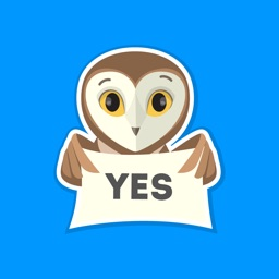Owl don't Growl Stickers Emoji