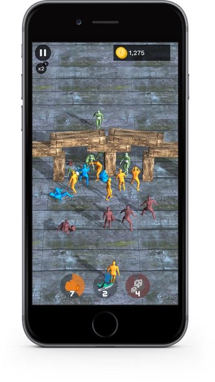 KOTH - strategy games offline screenshot-3