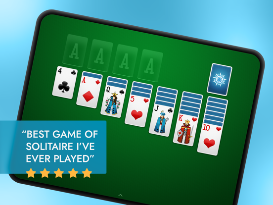 ⋆Solitaire screenshot