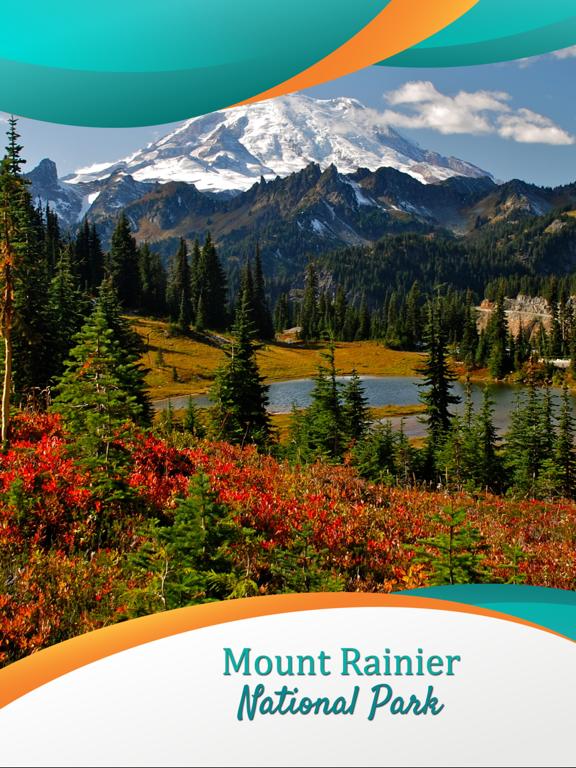 Mount Rainier screenshot 6