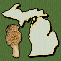 Michigan Mushroom Forager Map!