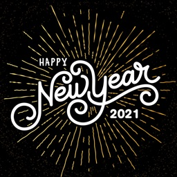 2021 Happy New Year Frames