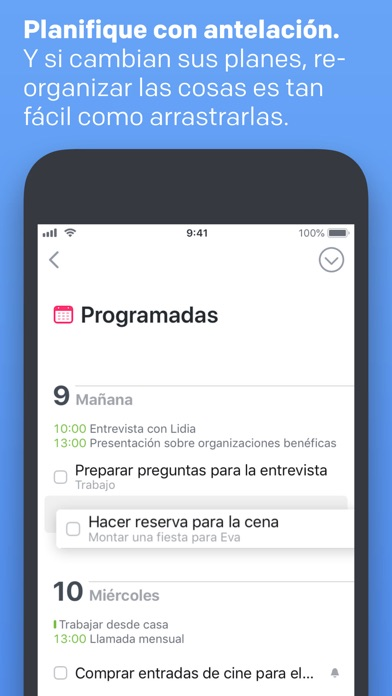 Screenshot for Things 3 in Mexico App Store